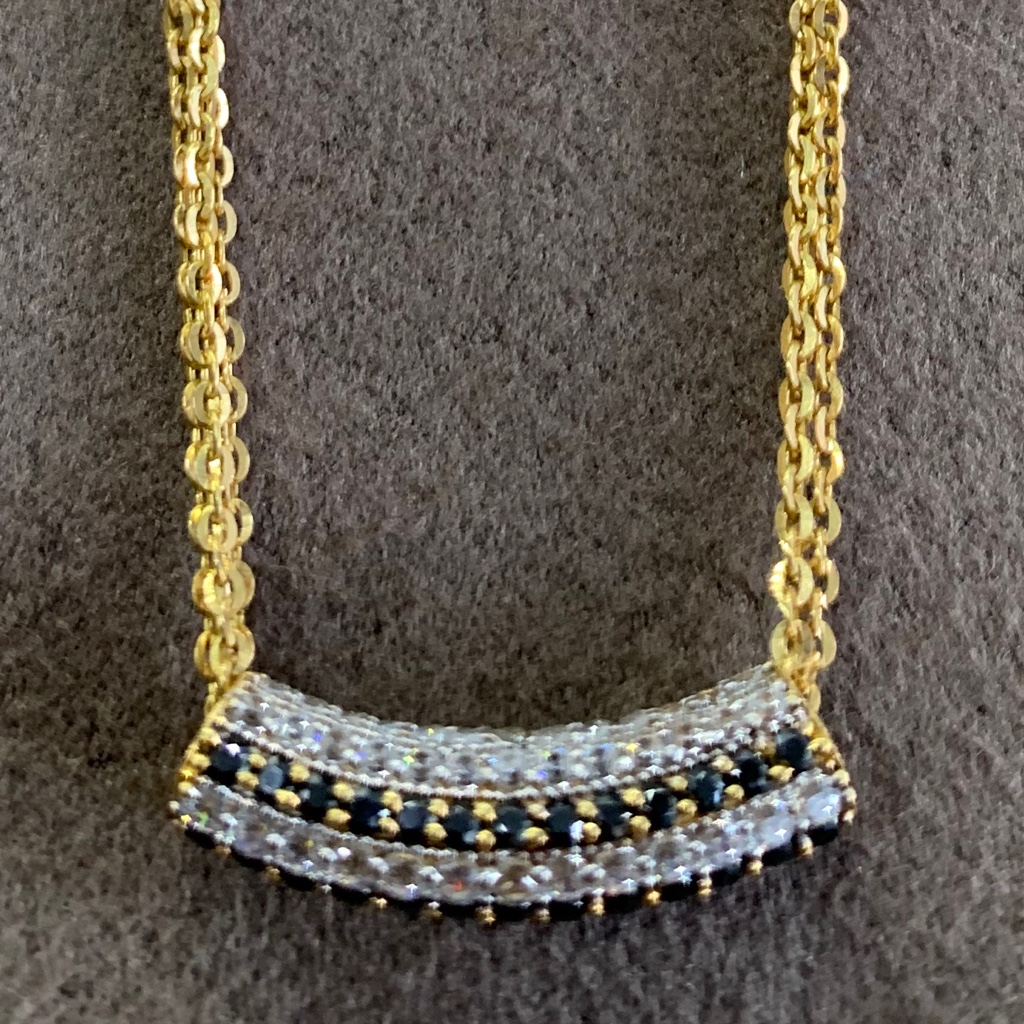 22KT/ 916 Gold Fancy daily wear mangalsutra for Ladies