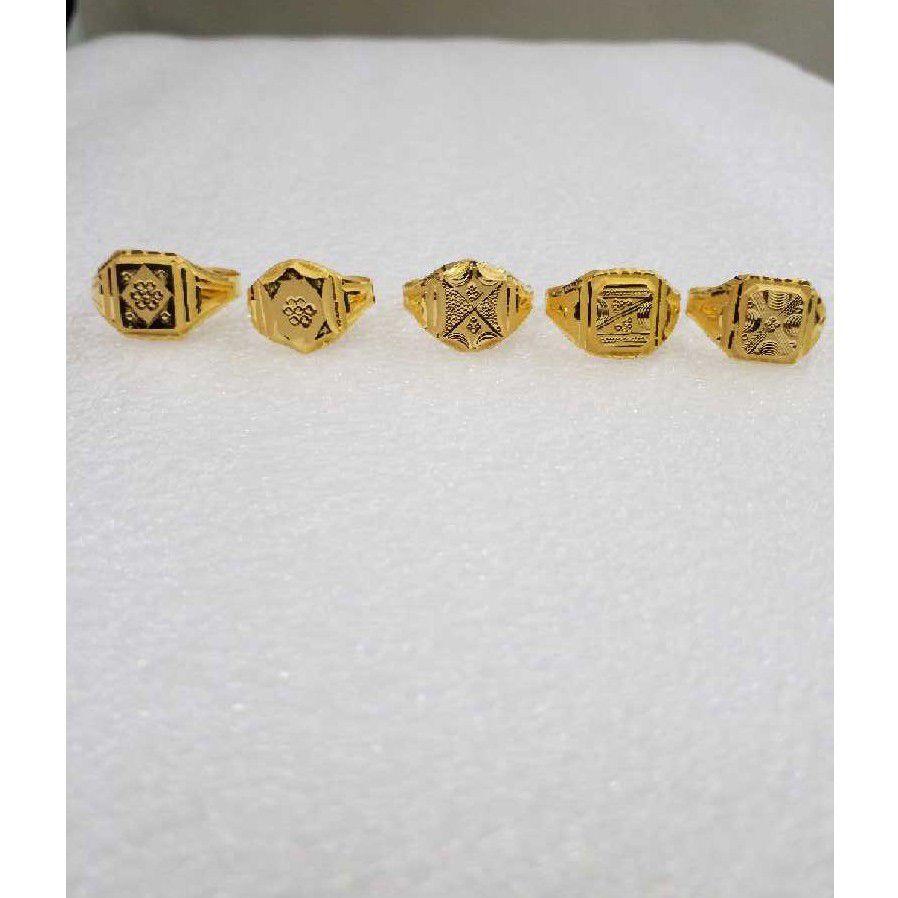 20kt gold rings NG-R009