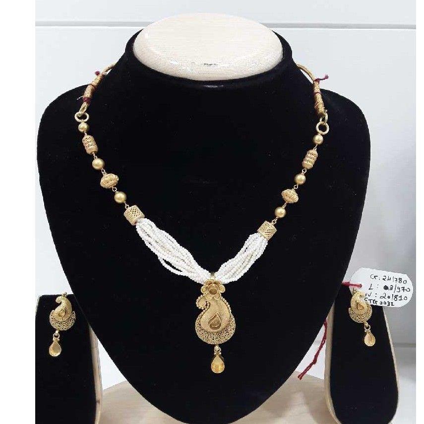 916 Antique  Fancy Gold Leaf Designer Set