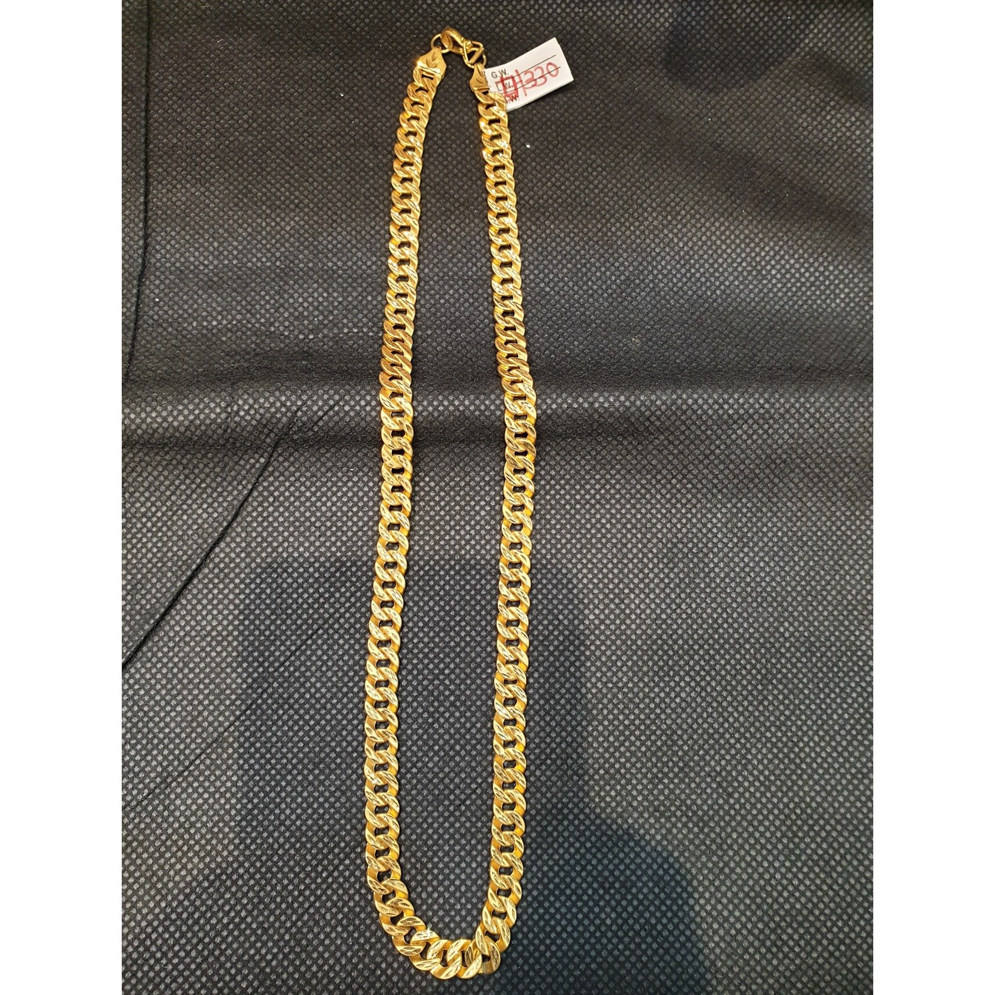 Totally fancy chain
