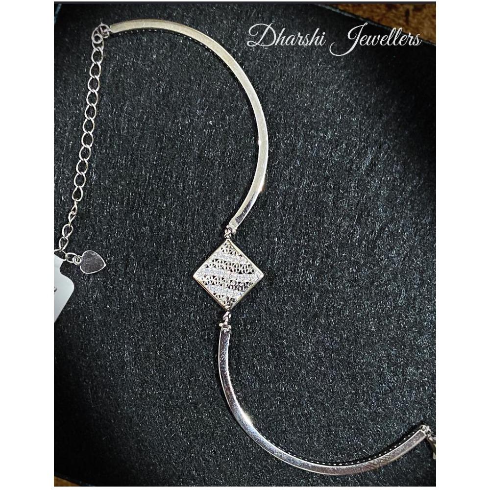 Silver Designer Bracelate