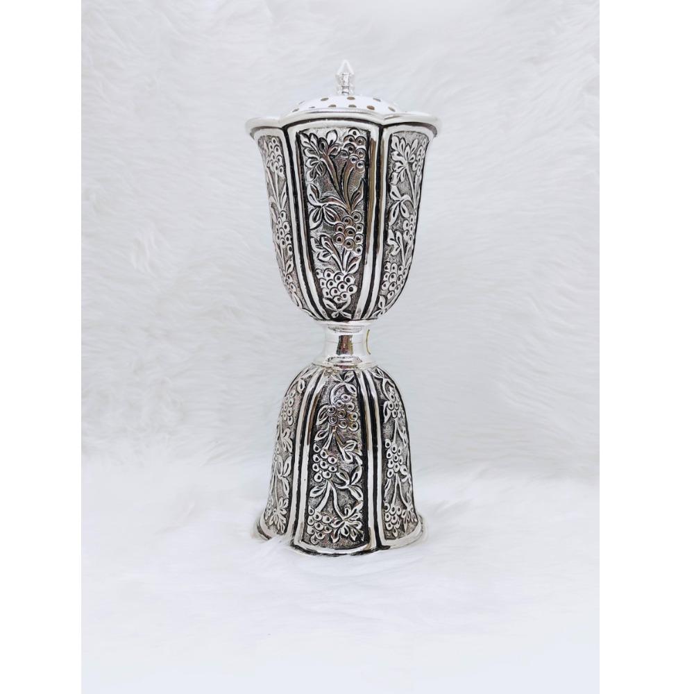 hallmarked Silver Peekdaan in Antique Nakashi By puran