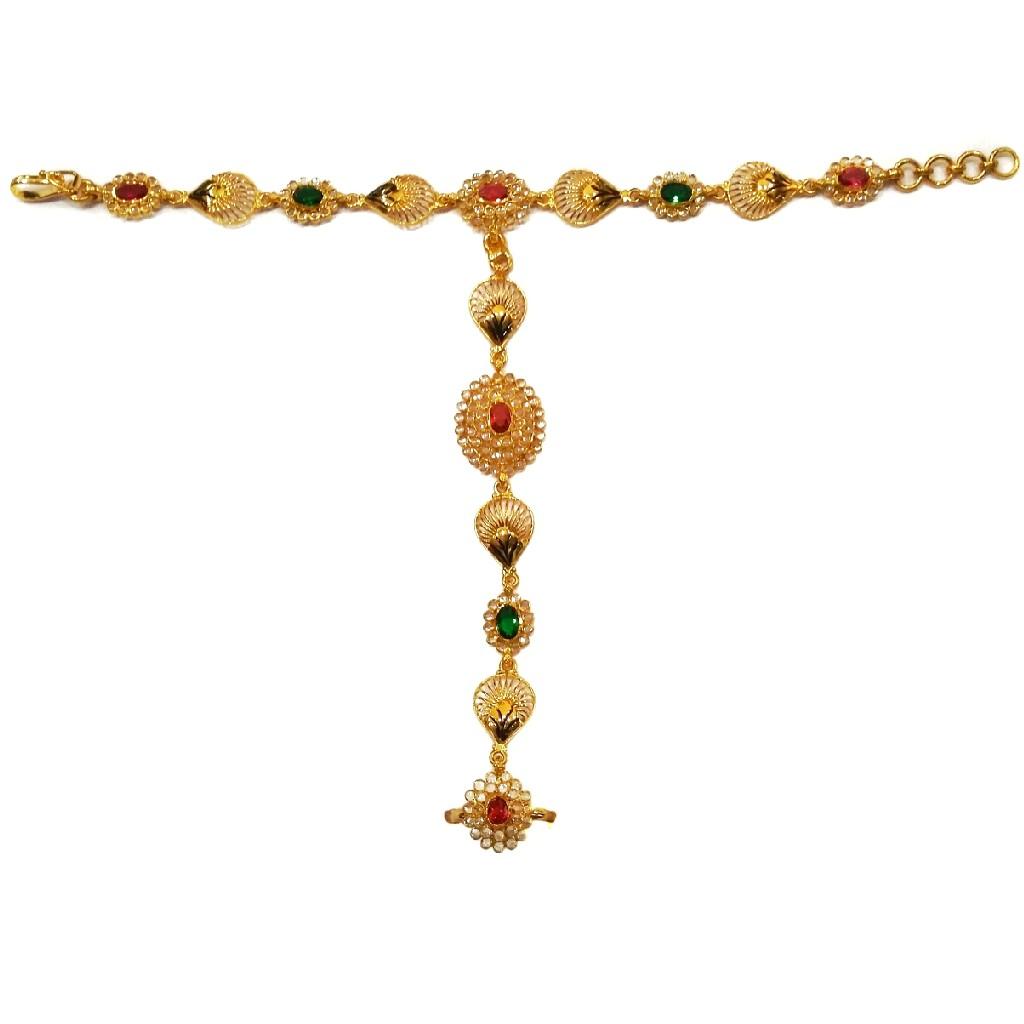22k gold antique pocho mga - gp0018