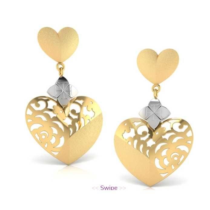22ct Design Earrings