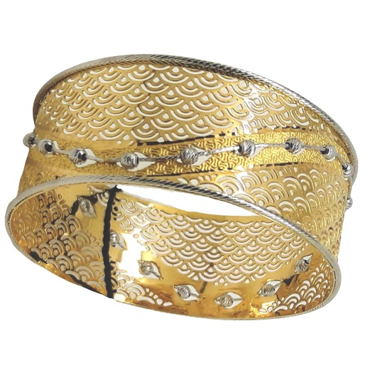 BANGLE WITH FANCY DESIGN