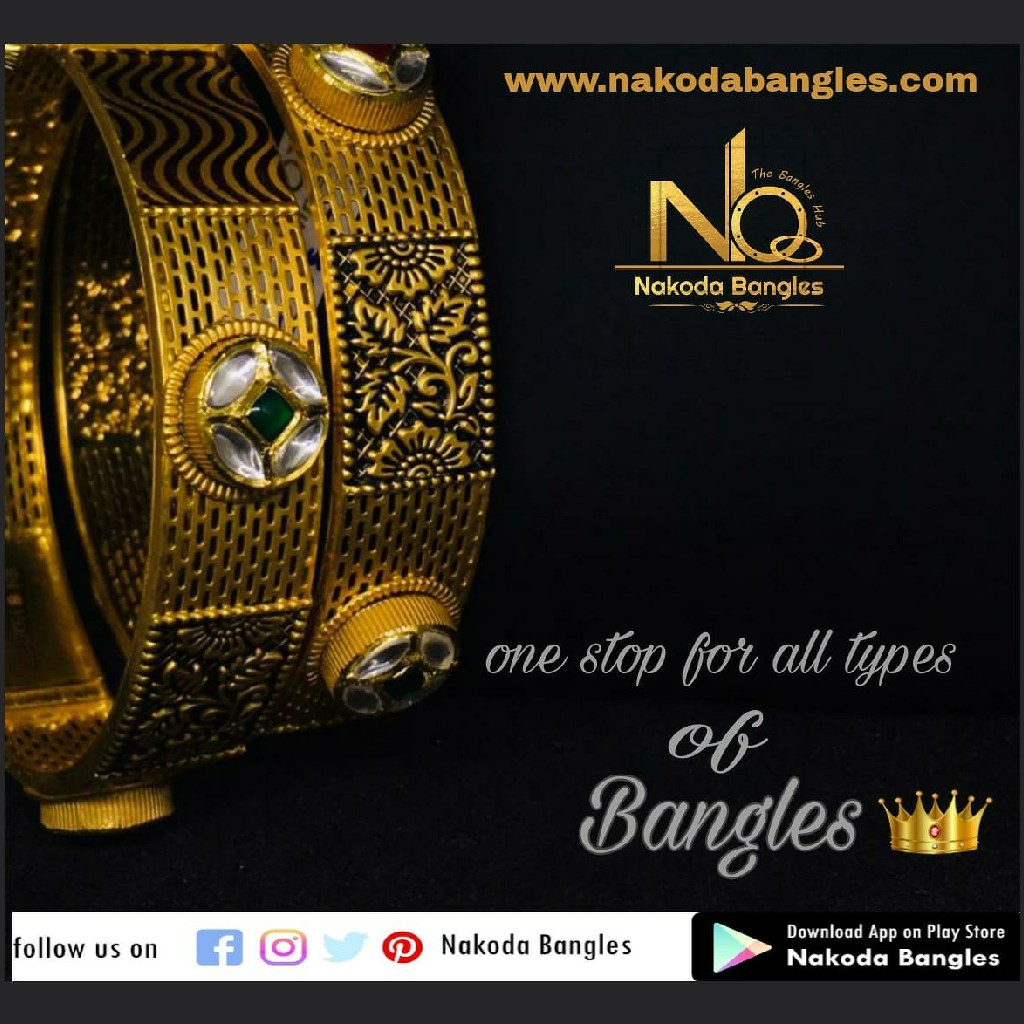 916 Gold Antique Patla NB - 1286