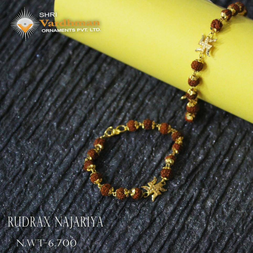 22ct(916) rudrax najariya
