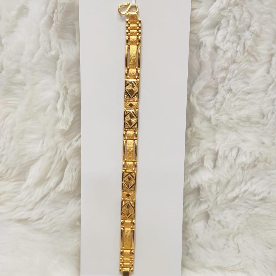 22kt gold bracelet