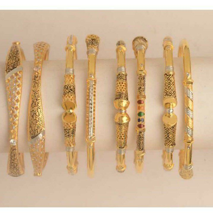 SJ030 To 33 Attractive Corn Bangles Collection