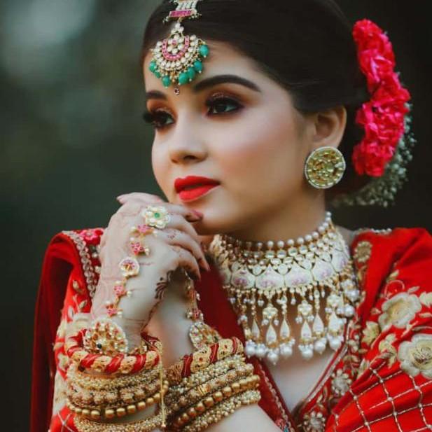 Bridal set#bdns030