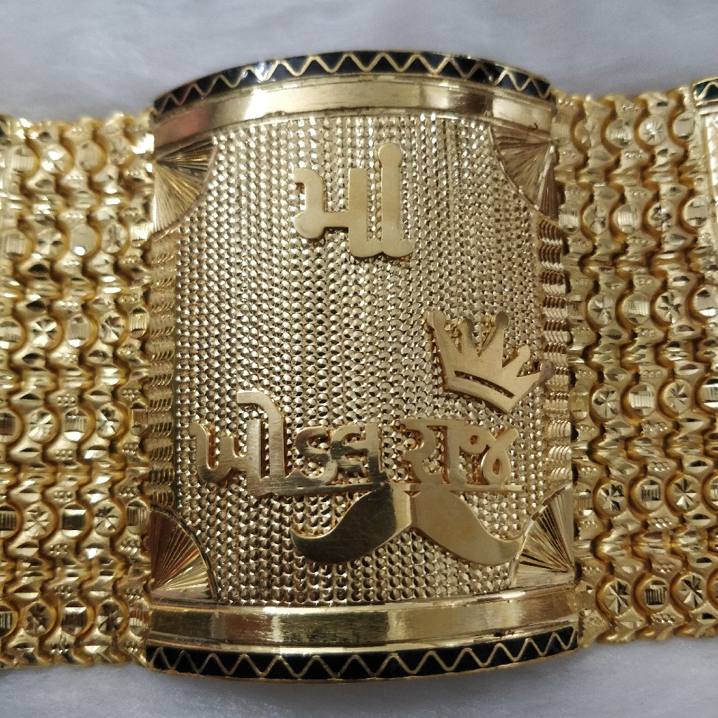 916 Gold Gent's Fancy Lucky