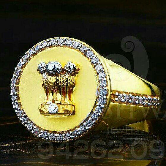 Jineshwar Special Gents Ring 916