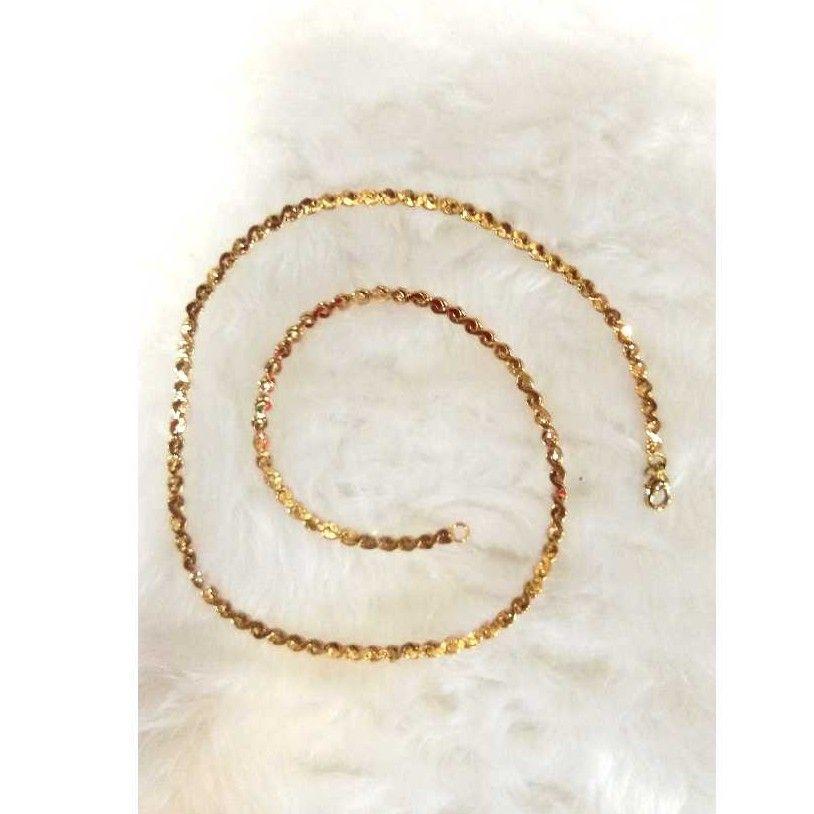 Golden chain garrented