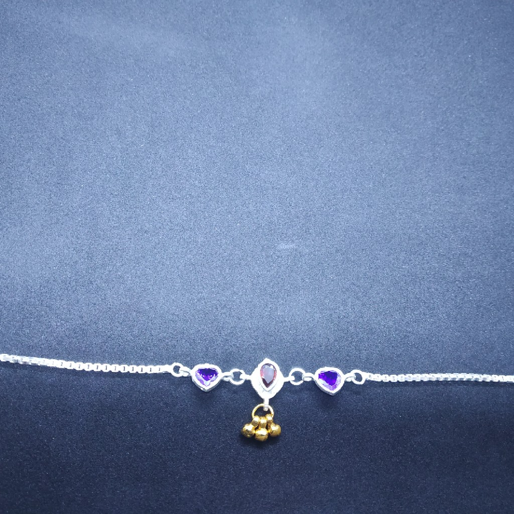 box chain with dimond & ghughri srimat rakhdi(bor) 41