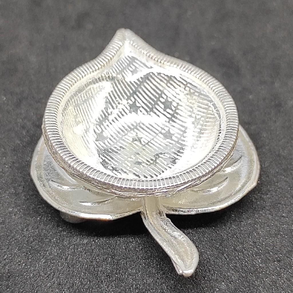 silver Fancy Diya
