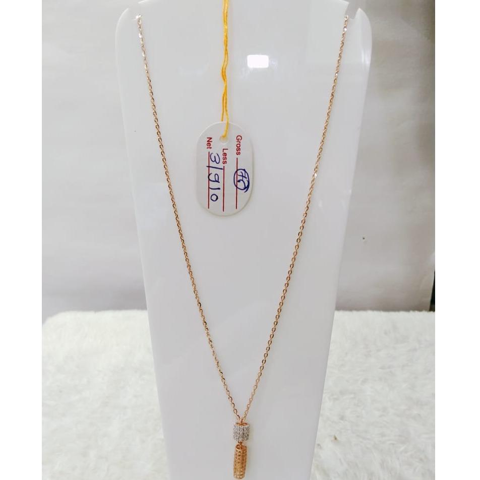 22 carat gold traditional ladies mala RH-LM831