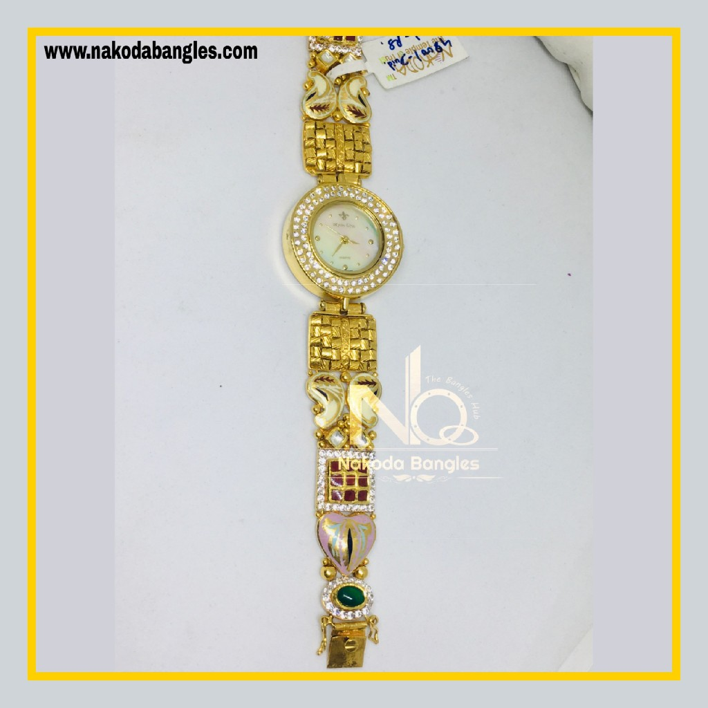 916 Gold Antique Watch NB - 1011