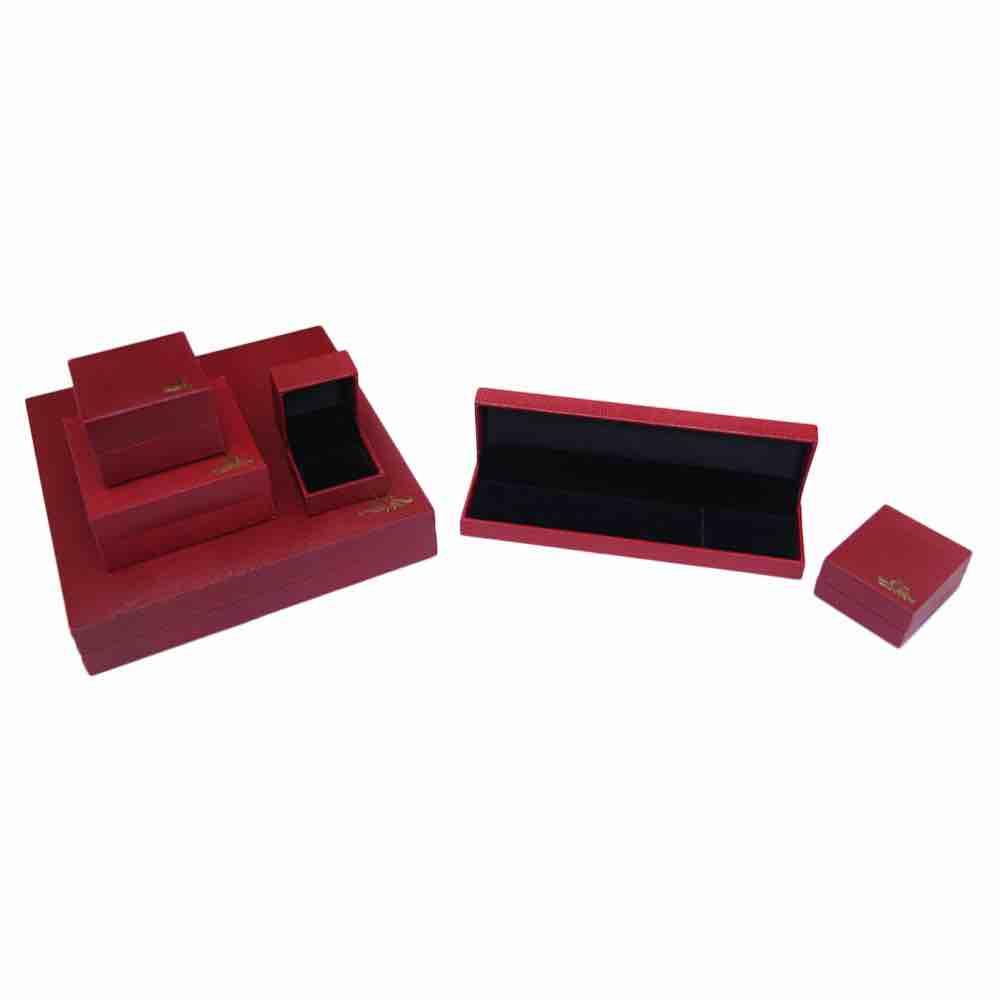 Red Classic LiZ jewellery box