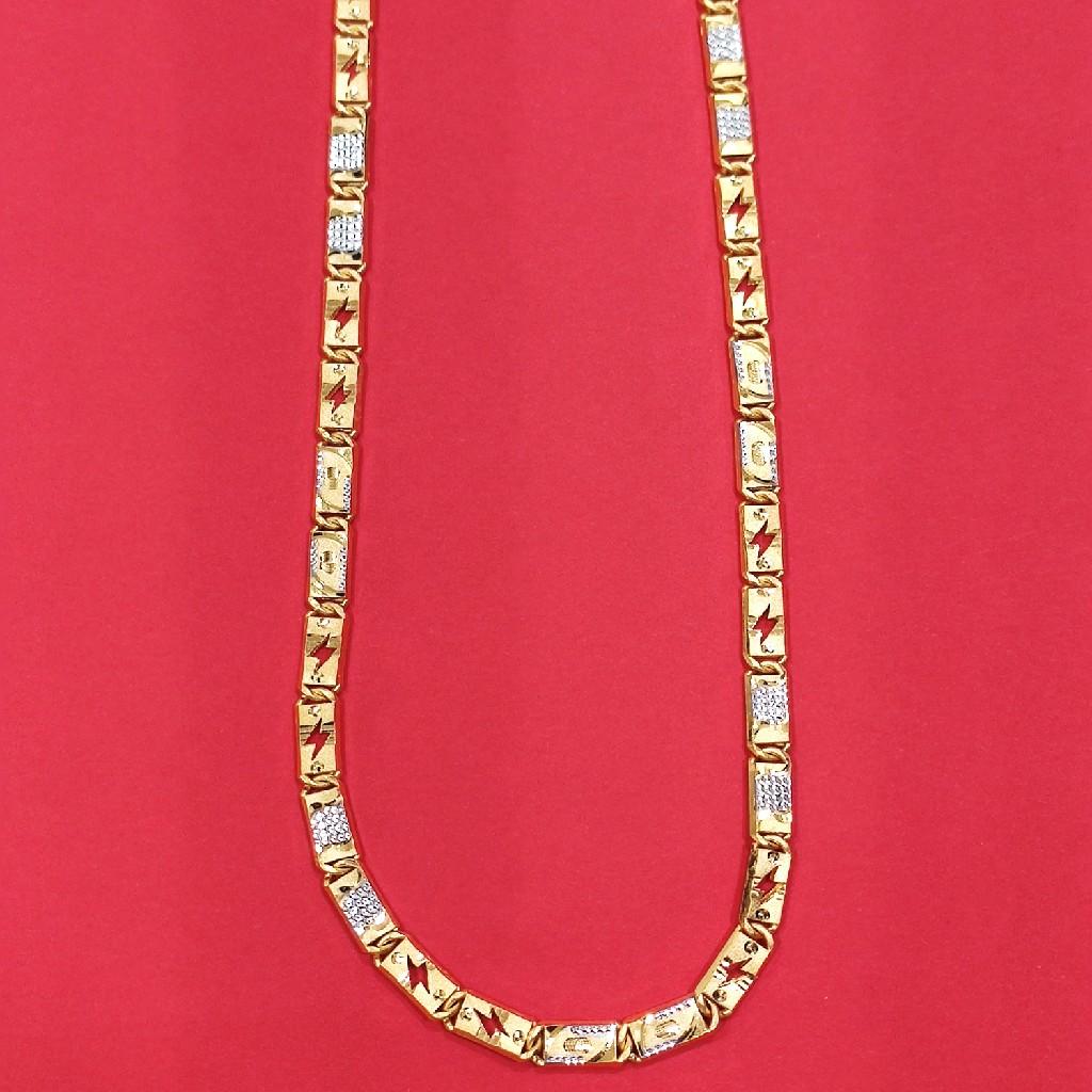 22 carat 916 gold handmade Navabi chain