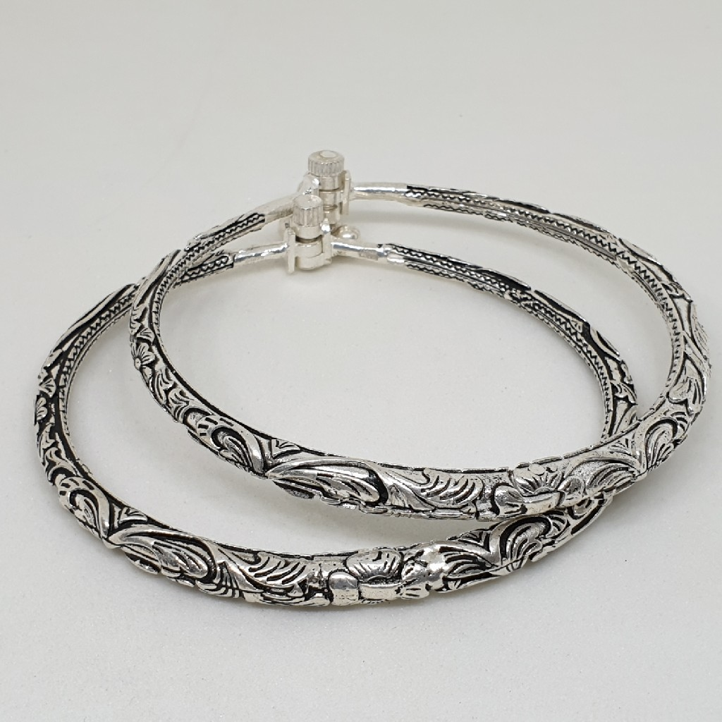 Antique Silver Payal fcps/1390