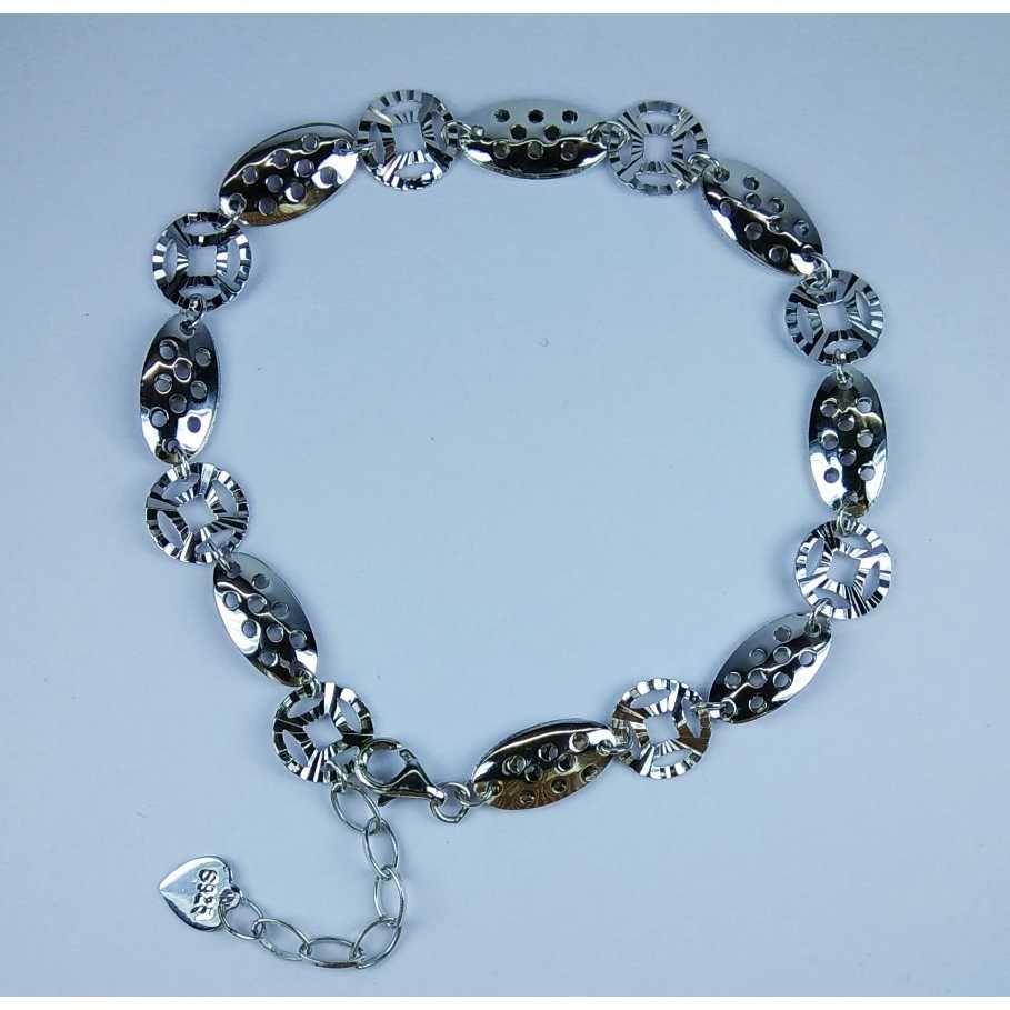 925 Sterling Silver Stylish Ladies Bracelet