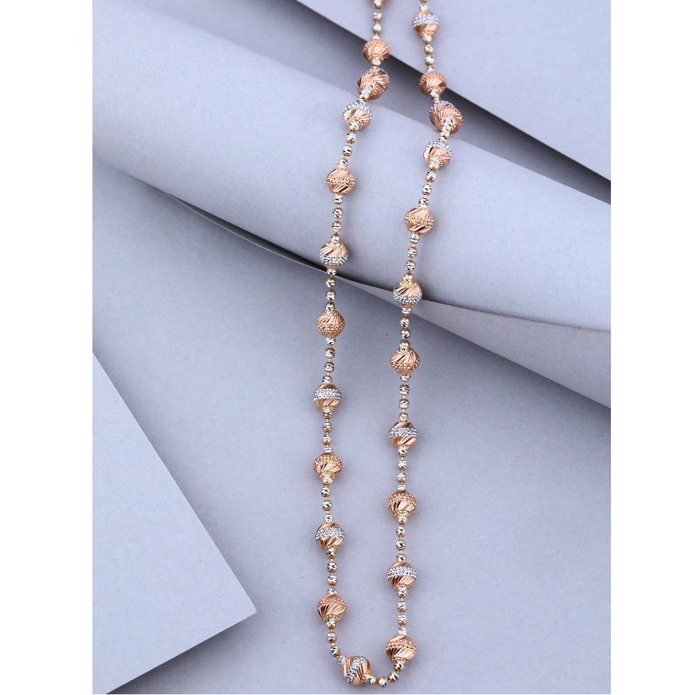 22kt Gold Hallmark Elegant Design  Chain