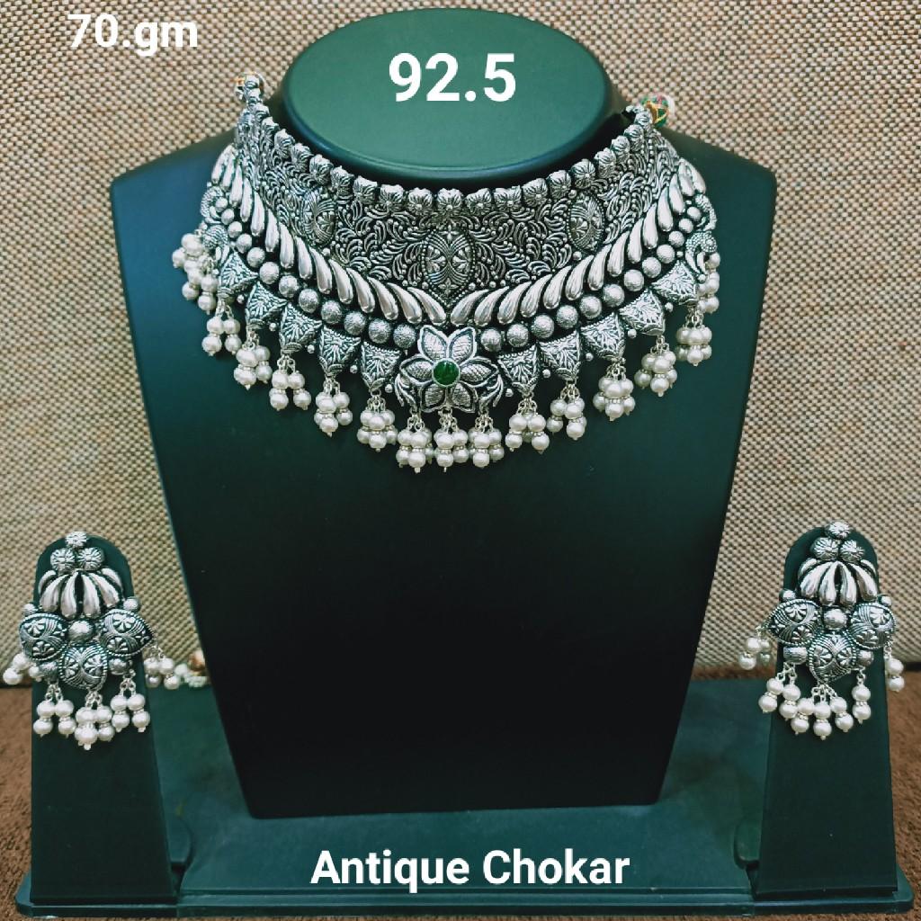 antique chokar