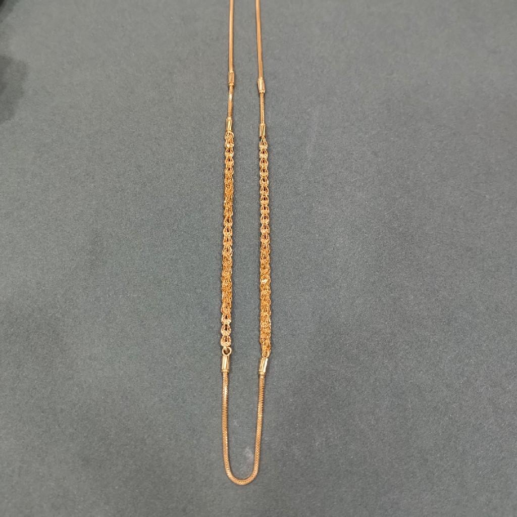 22 carat 916 gold fancy chain