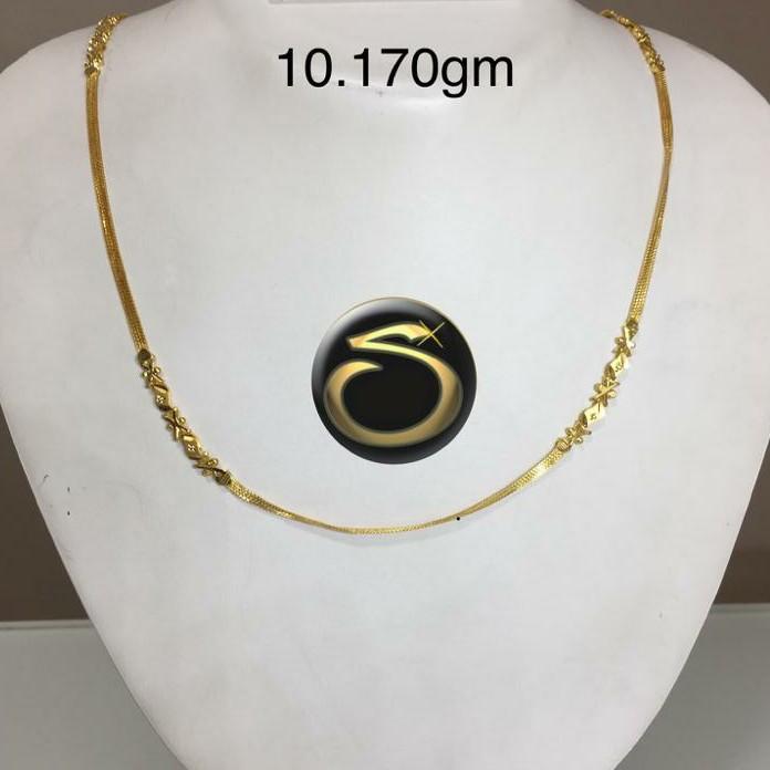 916 Gold Handmade chain SC-RA1581