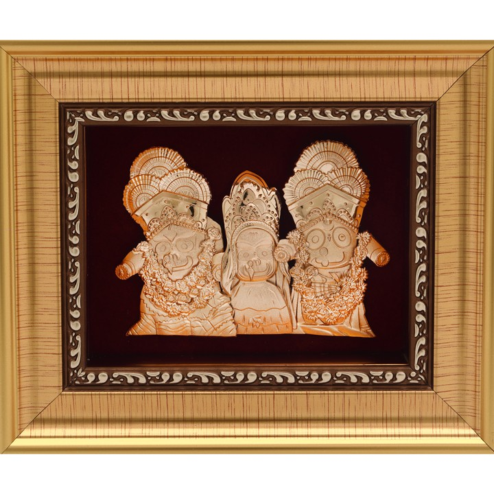 JAGANNATH PURI 999 GOLD FRAME