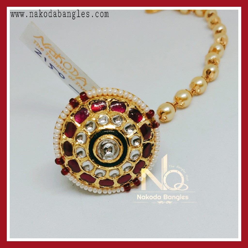 916 Gold Antique Rakhdi NB-259