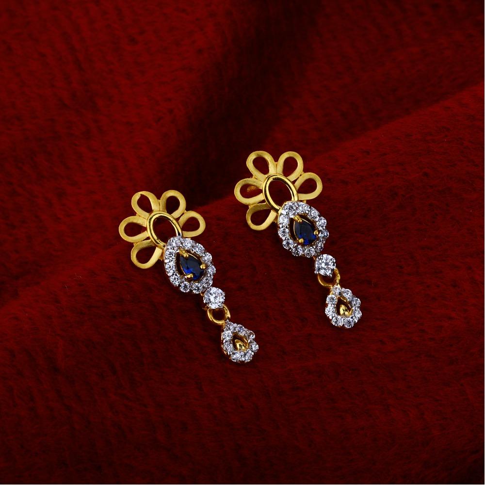 22kt Gold Hallmark  Classic  Chain Necklace CN29