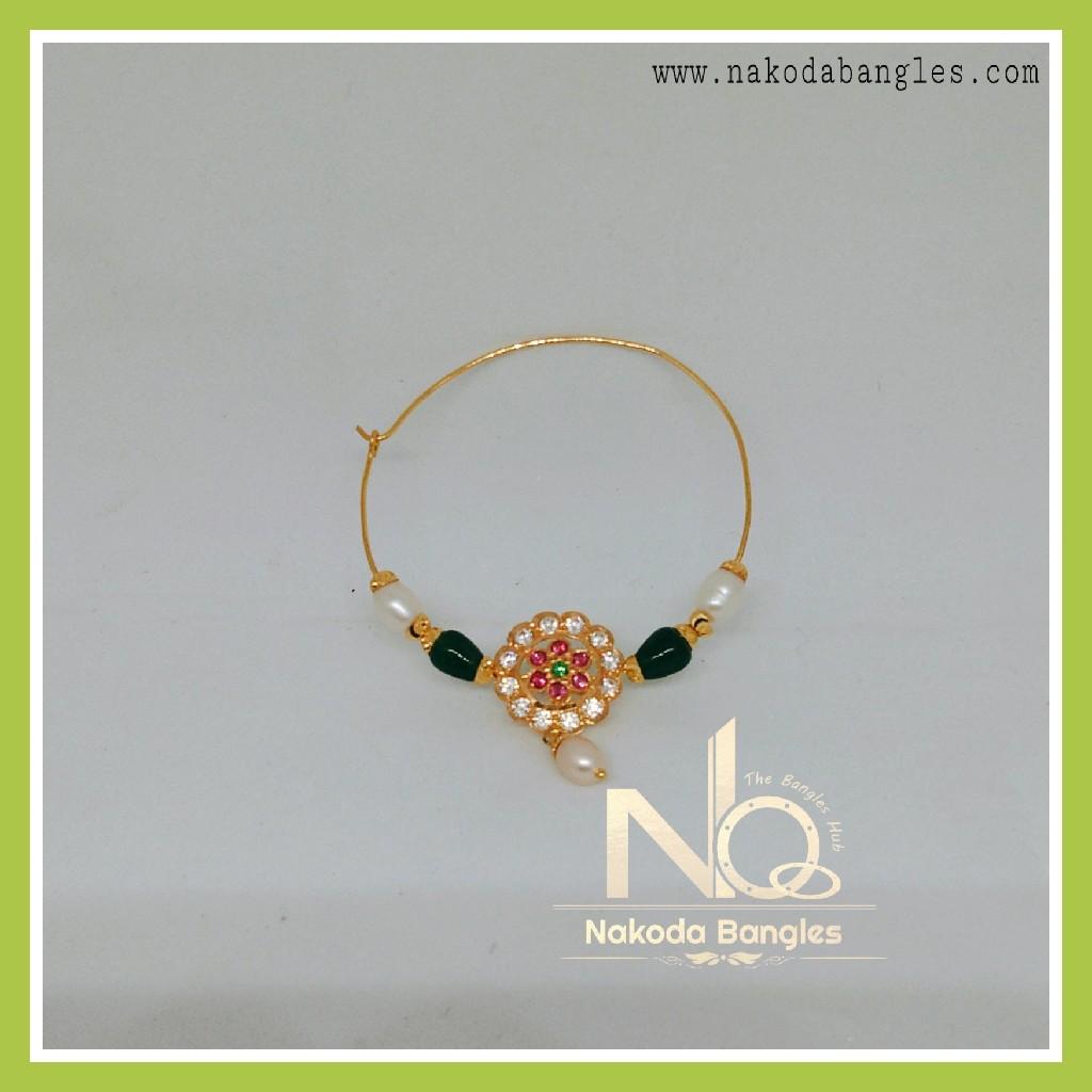 916 Gold Antique Nath NB-270