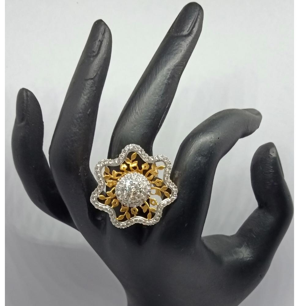 916 Gold Ladies Ring LJ-4