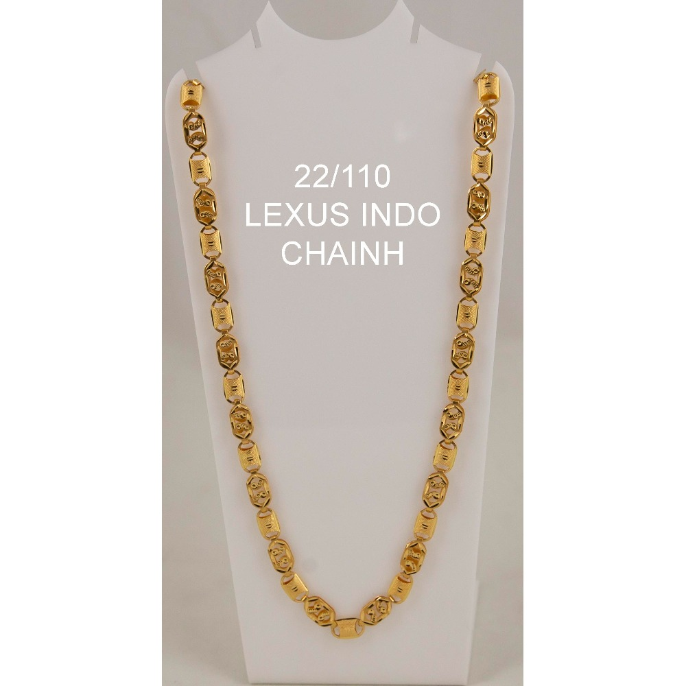 916 Gold Lexus indo Chain ML-C01