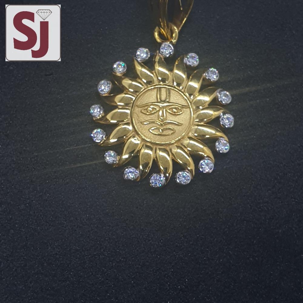 Surya Pendant PNG-0264