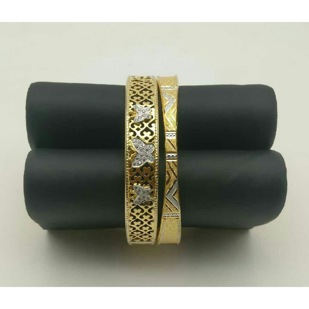 22K / 916 Gold Butterfly Ladies Designer kadli
