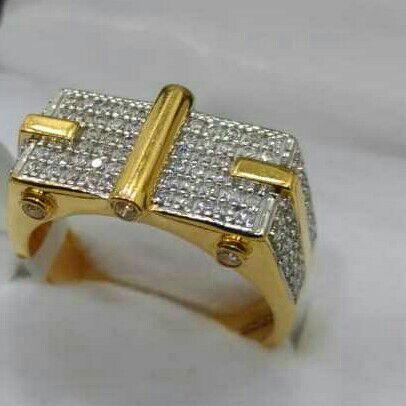 22k 916 Gents Ring