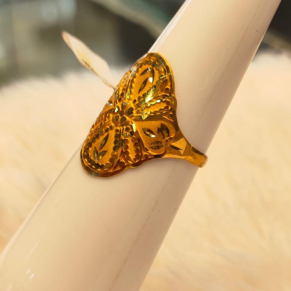 916 Gold Hallmark Traditional Ring