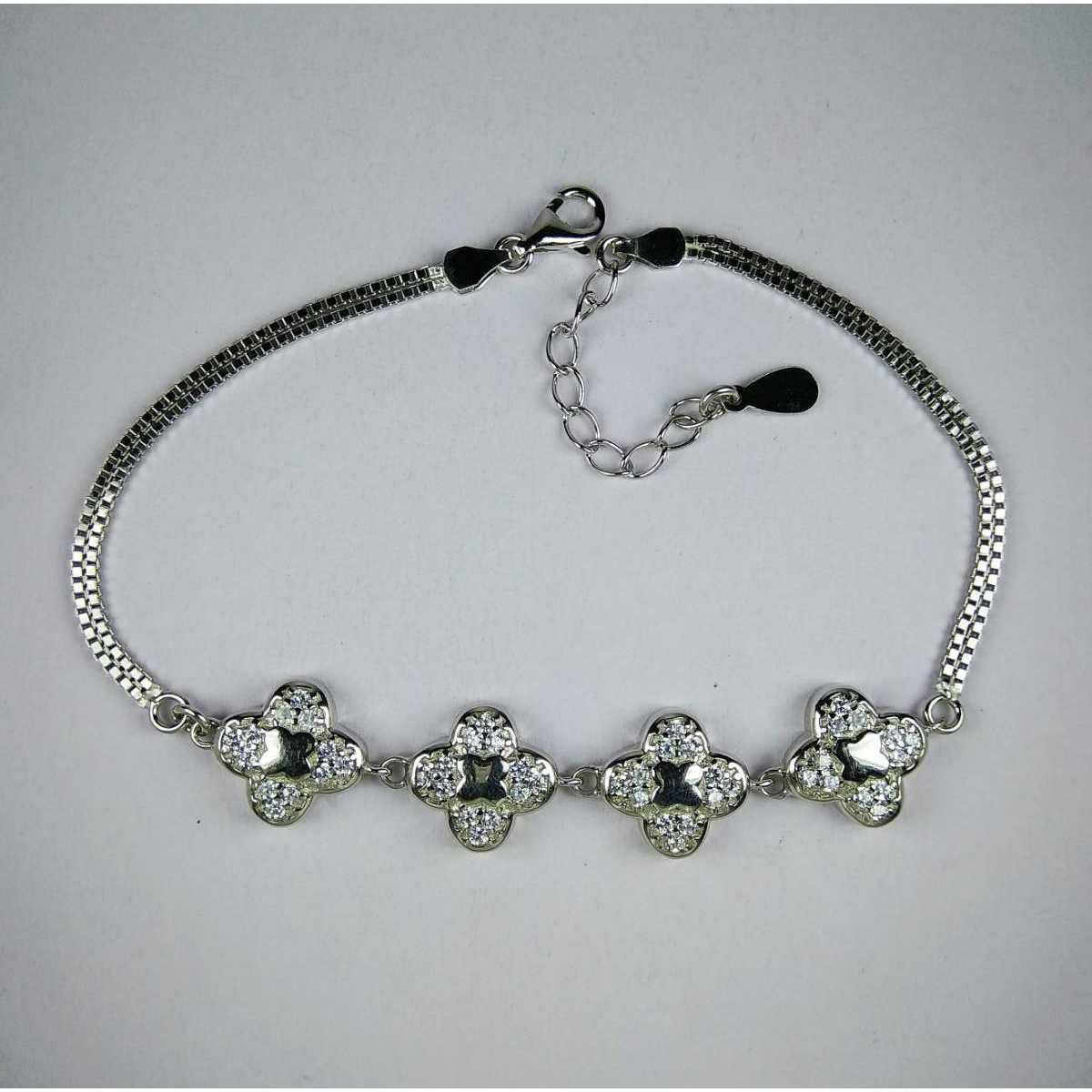 925 Silver Ladies Bracelet