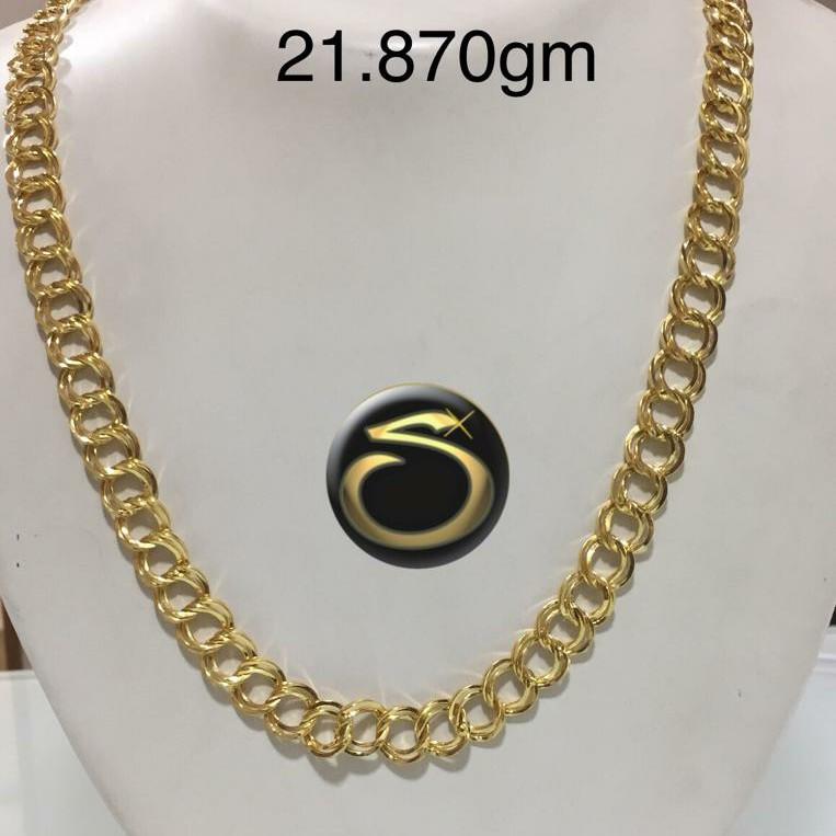 916 Gold Indo italian Chain SC-YT7417
