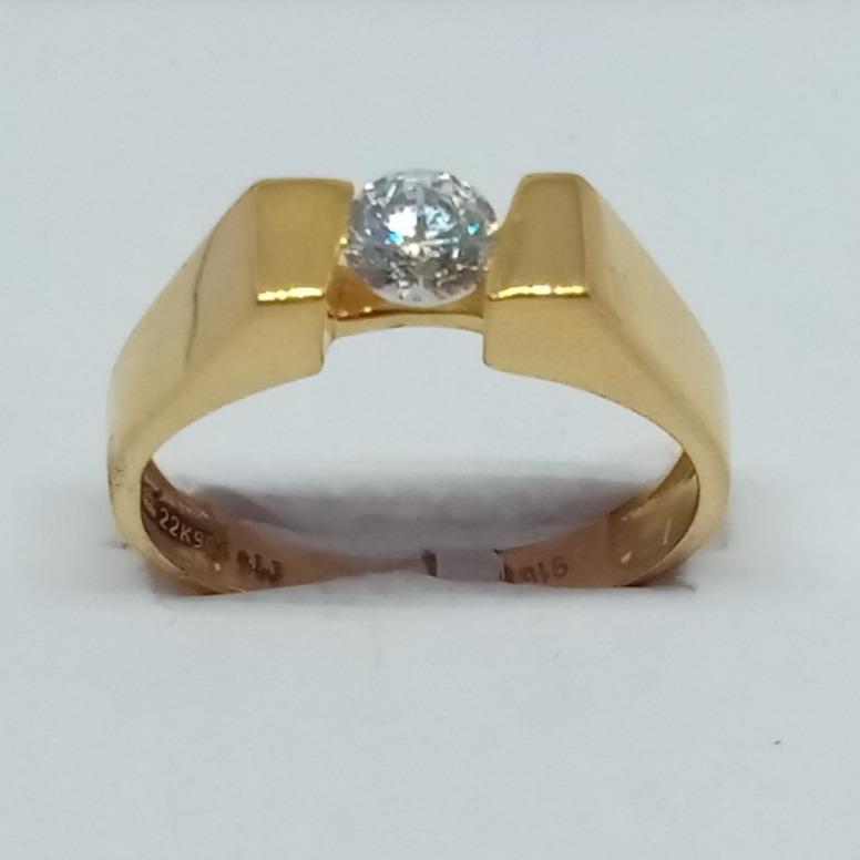 916 Gold Gents Ring LJ-13