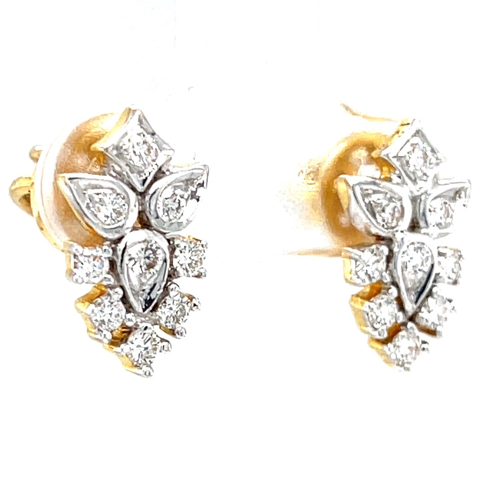 Facile Diamond Earring For Everyday Wear 7TOP108