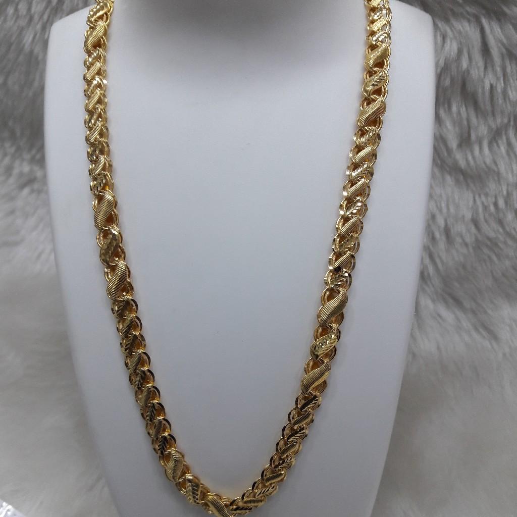 New Fancy one gram gold chain
