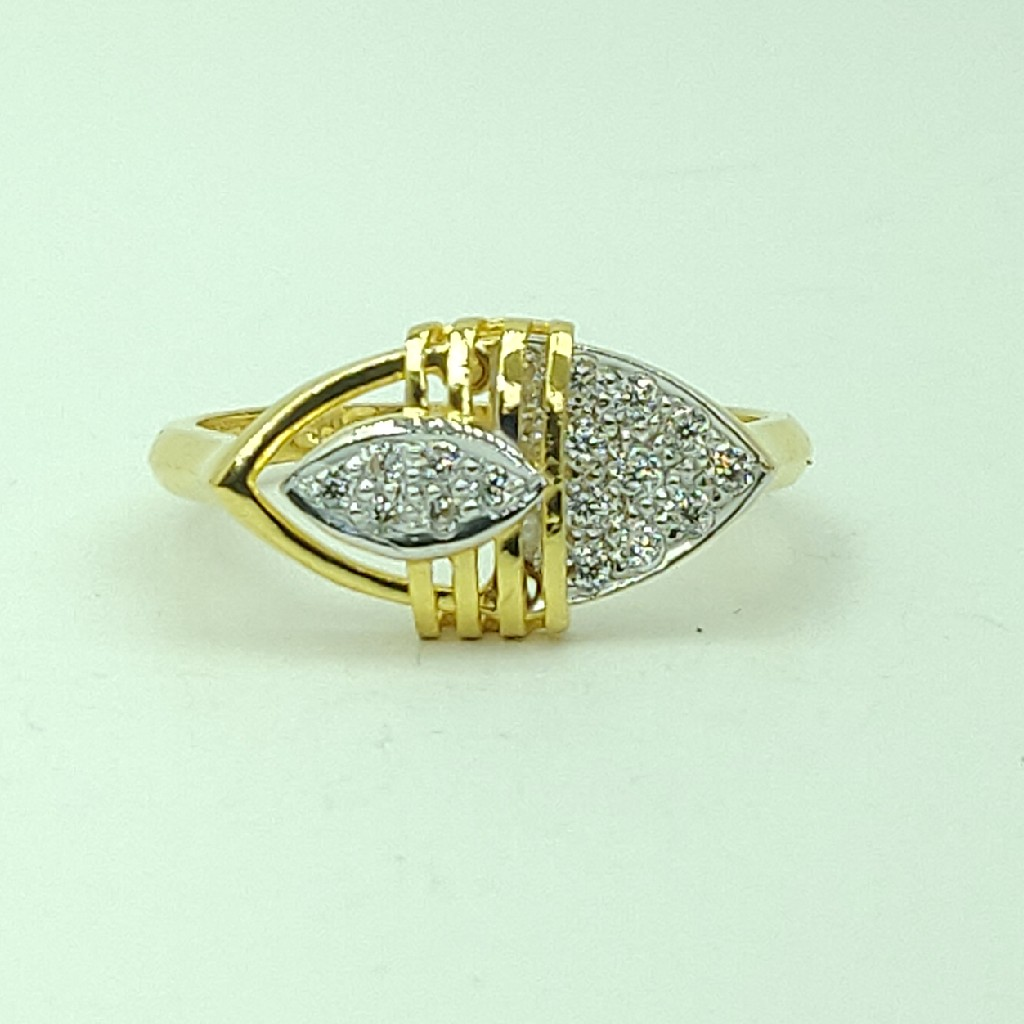 22 karet Hallmark special light weight rings for special ladies