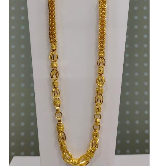 916 Gold Gents Indo Chain