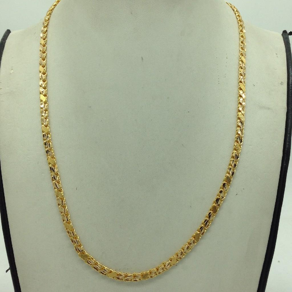 Gold leaf chain JDJ1002