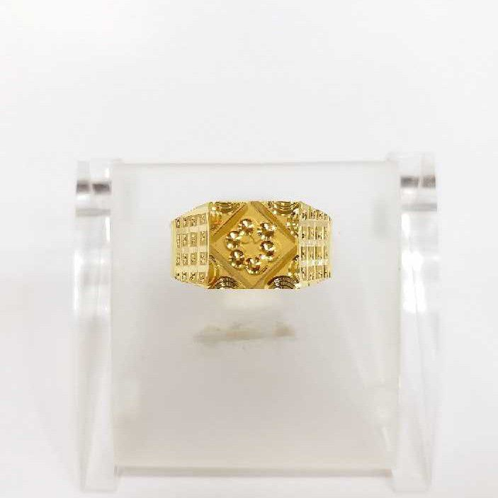 760 gold box rings RJ-B005