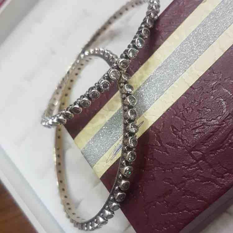 925 sterling silver bangles