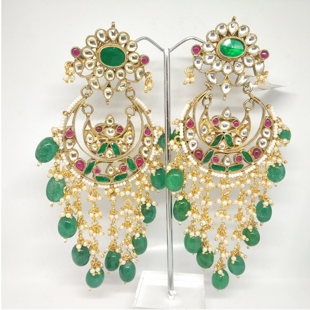 Designer Colorful Latakn Earring
